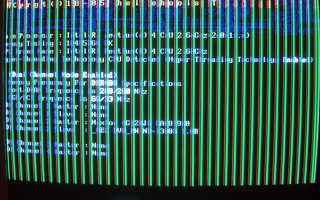 Как убрать полосы на экране монитора