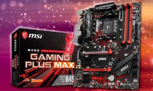 MSI B450 Gaming Plus Max – обзор материнской платы
