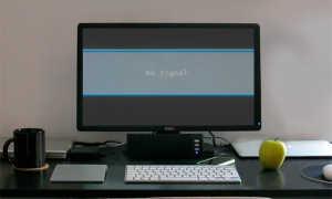 Нет сигнала на мониторе при включении компьютера – что делать?