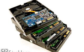 Как подключить жесткий диск к компьютеру?