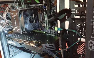 Сборка ПК c Алиэкспресс: Kllisre x79, Xeon E5-2690, RX 580
