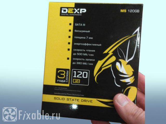 SSD на 128 Gb