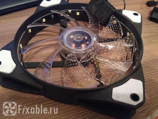 Корпусный вентилятор с Алиэкспресса
