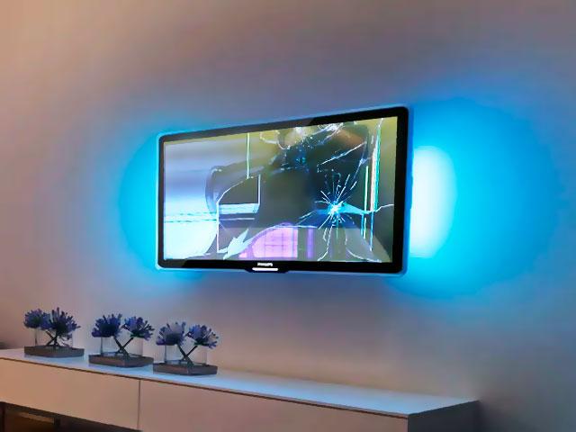 Как отремонтировать экран телевизора?