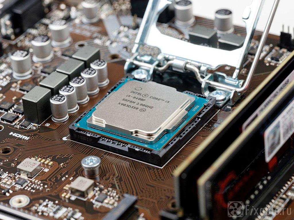Материнская плата для Intel Core i5 9400F