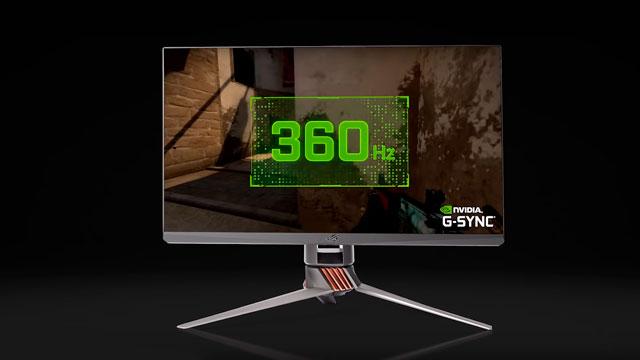 Монитор 360 Гц