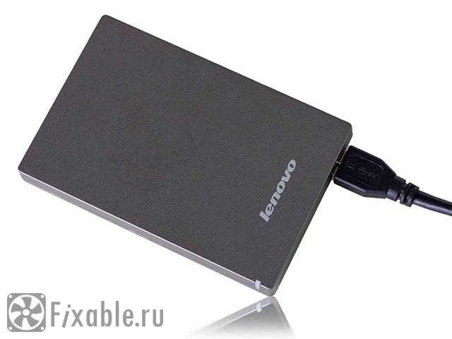 Переносной внешний USB жесткий диск