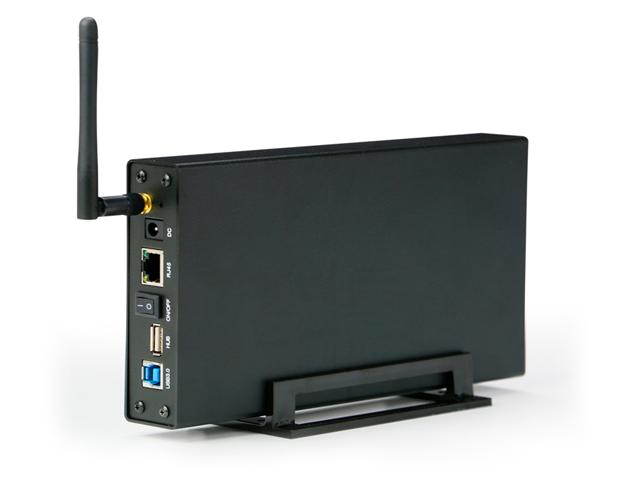 Wi-Fi ретранслятор с поддержкой SSD накопителя