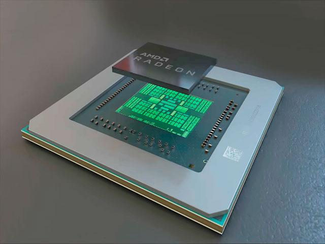 Видеокарты AMD для ноутбуков