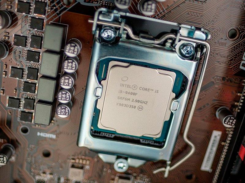 Процессор Intel Core или Ryzen